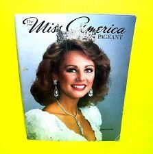 The MISS AMERICA PAGEANT MAGAZINE BROCHURE 1988 ATLANTIC CITY N.J. Good Shape