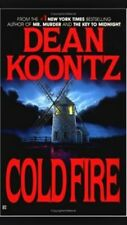 Cold Fire by Dean Koontz (1991, Hardcover)