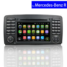 Android Car Stereo for Mercedes-Benz R Class DVD Radio Bluetooth GPS TV Auto PC
