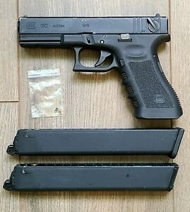 Umarex Elite Force VFC Glock 18C G18C Full-Auto Green Gas GBB Airsoft Pistol