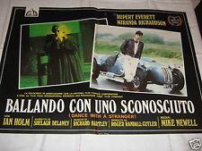 BALLANDO CON UNO SCONOSCIUTO,AUTO CAR,R.EVERETT,FOTOB.