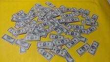 1/6 scale loose money. Lot of 90 $5 bills! For GI Joe 12 inch figures!