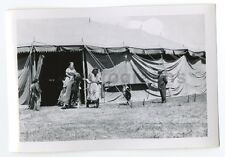 Clyde Beatty Circus - Camel - Original Vintage Glossy Snapshot Photograph