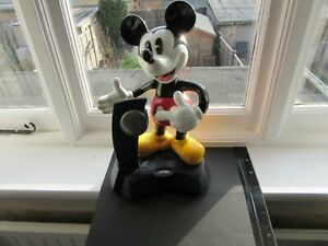 Vintage Disney Rare Micky Mouse Land Line Telephone Phone In Good Working Order.