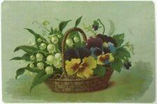 WM. A. Briscoe & John Little Dry Goods Notions Philadelphia PA Pennsylvania Card