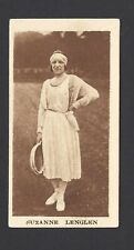 PHILLIPS - SPORTING CHAMPIONS - #1 SUZANNE LENGLEN, TENNIS
