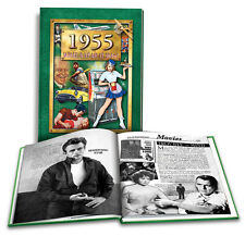1955 What a Year It Was 61st Birthday or 61st Anniversary Gift (2nd Edition)