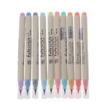 10 Colors Watercolor Marker Pen Soft Brush Calligraphy Sketch Drawing Painting
