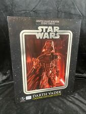 "Gentle Giant Star Wars ""Darth Vader"" 1:4 Scale Chrome Edition Statue Figure Bust"