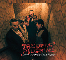 Trouble Pilgrims-Dark Shadows & Rust-Import Cd F04