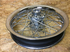 16 x 3,0 Rad vorne Front Felge Harley Davidson Softail Touring