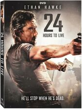 24 Hours To Live [New DVD] Ac-3/Dolby Digital, Dolby, Subtitled, Widescreen