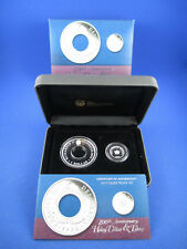 2013 1oz HOLEY DOLLAR AND DUMP SILVER PROOF COIN SET - 200th ANNIVERSARY.