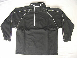 Proskins Black Rugby Football Hockey Shower / Rain Jackets up to 30%OFF JOB LOTS