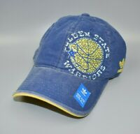 Golden State Warriors adidas NBA Fitted Cap Hat - Fits Head Size: 7 1/4 to 7 3/8