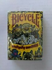 Bicycle Everyday Zombie Playing Cards Poker Game Magician Collection - 2013