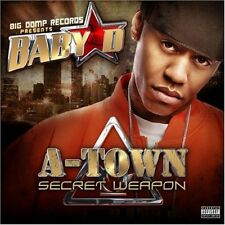 Baby  D   A-Town Secret Weapon - New CD
