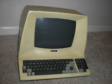 Vintage Rare Televideo 912C Computer System W/ Keyboard ASIS PLEASE READ