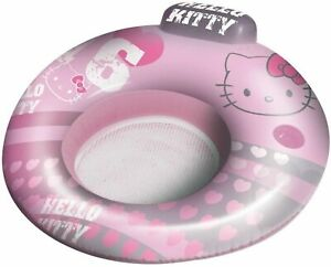"Hello Kitty Jumbo Sized Floating Pool Chair 104cm (41"") Diameter"