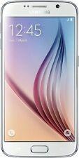 Samsung Galaxy S6 SM-G920F 32GB White Unlocked Sim Free Phone 4G-BRAND NEW