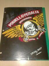 catalog vintage skateboard powell peralta +soc spring 2007 .D