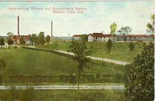 Winona Lake, IN Approaching Winona and Pennsylvania Station