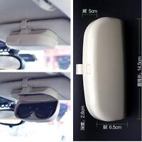 Plastic Auto Sunglasses Case Storage Boxes Car Accessories Decoration Protecter