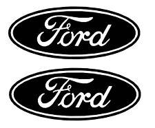 Ford  vinyl car Decal / Sticker set of 2