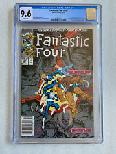 Fantastic Four #347 (Newsstand) CGC 9.6