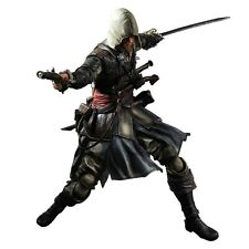 Officially Licensed Assassin's Creed Black Flag Edward Kenway Play Arts Kai