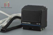 Excellent+++!! PHASE ONE H10 6.0 MP Digital Back for Hasselblad V System