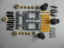 Lego Technic Differential Gears, Axles and Surrounds * NEW * Type X