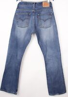 Levi's Strauss & Co Hommes 507 04 Jeans Jambe Droite Taille W34 L36 BCZ126