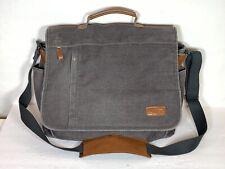 Estarer Canvas Messenger Laptop Bag 15.5 inch