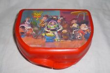 Tupperware ~ TOY STORY 2 ~ Sandwich Snack Lunchbox #3650A-2