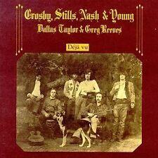 CROSBY STILLS NASH & YOUNG Deja Vu CD BRAND NEW Remastered Neil David