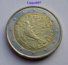Finland speciale 2 euro 2005 VN UNC