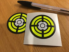 Andrea Iannone logo stickers (pair)