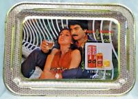 ROYAL RESERVE WHISKY ADVERTISING TIN TRAY VINTAGE SERVING COLLECTIBLES OLD# 16