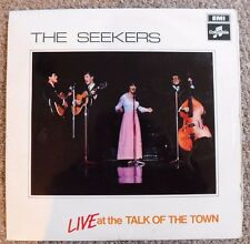 The Seekers Live At The Talk Of The Town Vinyl LP