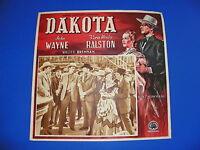 W Fotobusta Original Dakota John Wayne Ralston Brennan Kane 18