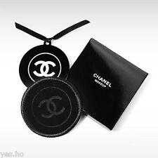 Chanel VIP Gift Round Metal Pocket Makeup Mirror