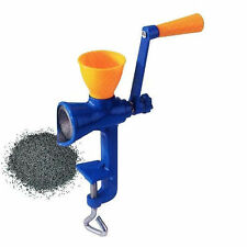 Poppy Seed Grinder cast Iron