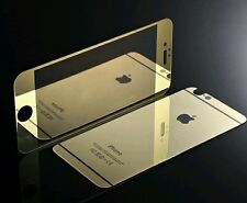 IPhone 6 plus colored glass screen protector and back protector