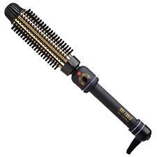"Hot Tools Professional 1-1/4"" Hot Hair Brush Styler Gold 1145 Salon Styling Tool"