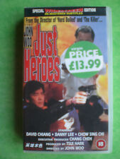 JUST HEROES  (JOHN WOO0 (NEW)  -   RARE AND DELETED
