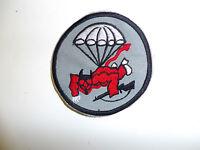 b8787 WW2 US Airborne 508th Parachute Infantry Regiment patch gray twill R3B