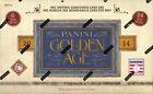 2014 PANINI GOLDEN AGE BASEBALL HOBBY BOX FACTORY SEALED NEW