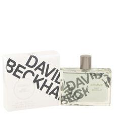 DAVID BECKHAM HOMME 75ML EDT SPRAY FOR MEN'S PERFUME NEW FRAGRANCE DAVID BECKH