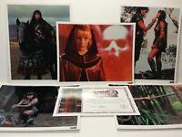 "8""×10"" Photo Lot 5 Xena Warrior Princess Season Three 3 Panzer Merchandising"